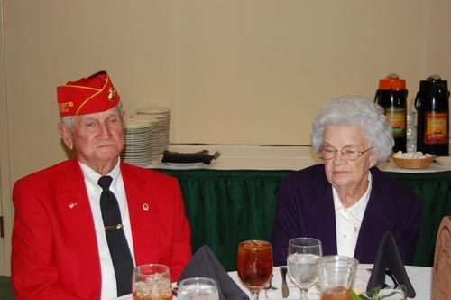 (L-R)BUCK LEE, DORIS LEE